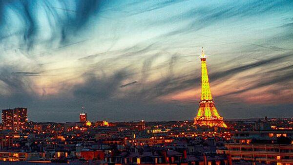 Nuages à Paris - Sputnik France