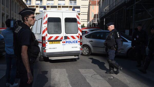 La police de Marseille - Sputnik France