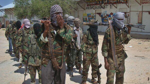 Le groupe islamiste somalien Al Chabaab - Sputnik France
