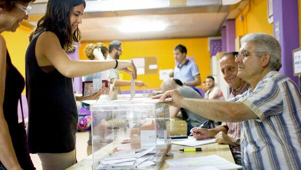 Elecciones generales en España - Sputnik France