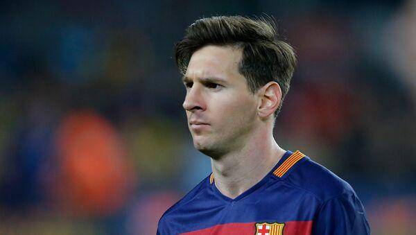 Messi - Sputnik France