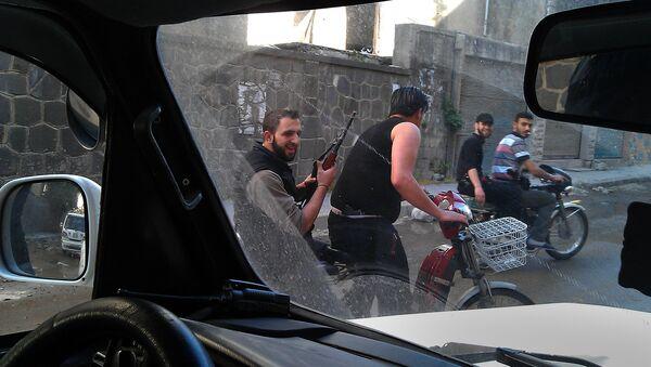 Situation à Homs - Sputnik France