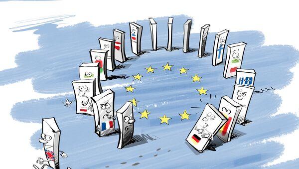 Le Brexit, une conséquence logique de l'état de l'Europe d'aujourd'hui - Sputnik France