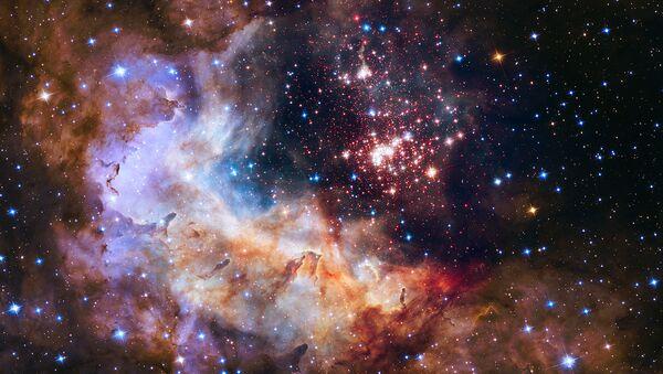 Une image réalisée par téléscope Hubble - Sputnik France