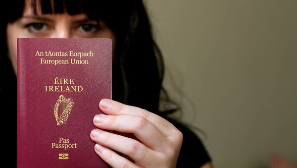 des passeports irlandais - Sputnik France