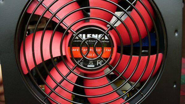 Le ventilateur - Sputnik France