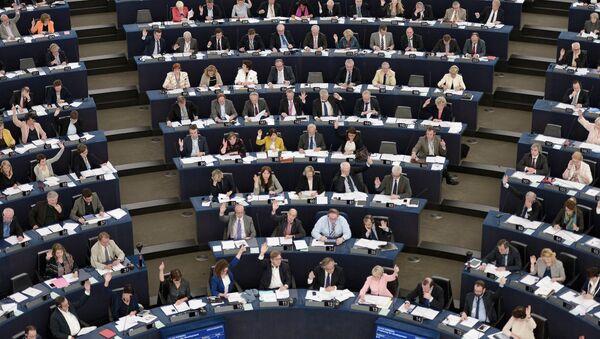 Les membres du Parlement européen - Sputnik France