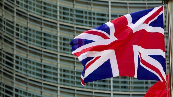 Drapeau britannique - Sputnik France