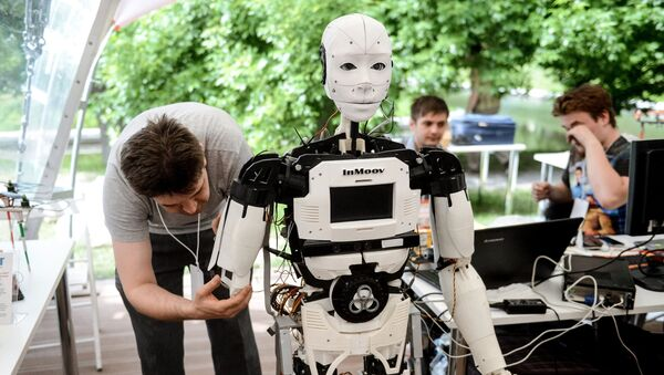 Robot (image d'illustration) - Sputnik France