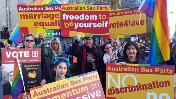 Parti du sexe australien - Sputnik France