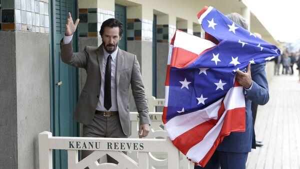 Keanu Reeves - Sputnik France