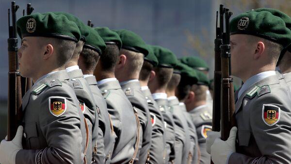 Militaires allemands - Sputnik France