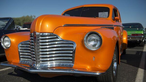 vieille voiture  - Sputnik France