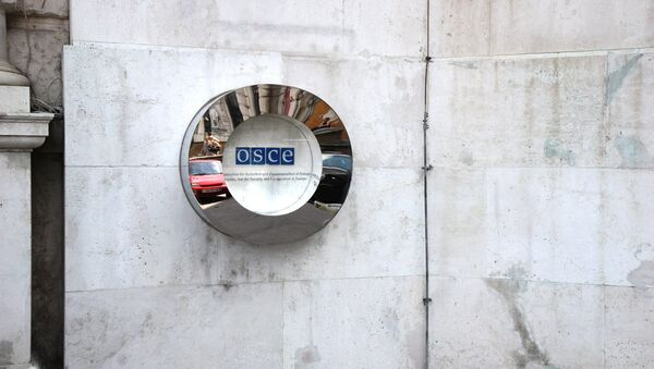 OSCE headquarters, Vienna - Sputnik France