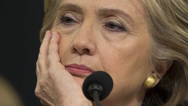 Hillary Clinton - Sputnik France