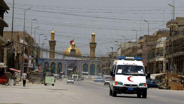 Bagdad: des dizaines de victimes dans deux attentats revendiqués par Daech - Sputnik France