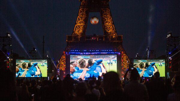 Qui veut gagner... 2 billets d'entrée pour la finale de l'Euro 2016? - Sputnik France