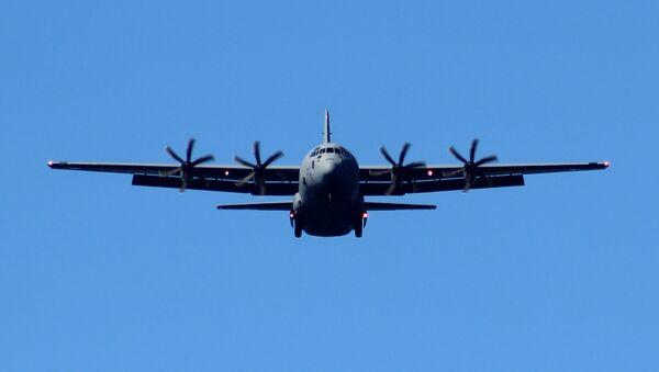 Un C-130 - Sputnik France