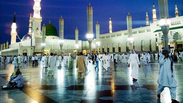 Mosquée du Prophète, à Médine en Arabie saoudite - Sputnik France