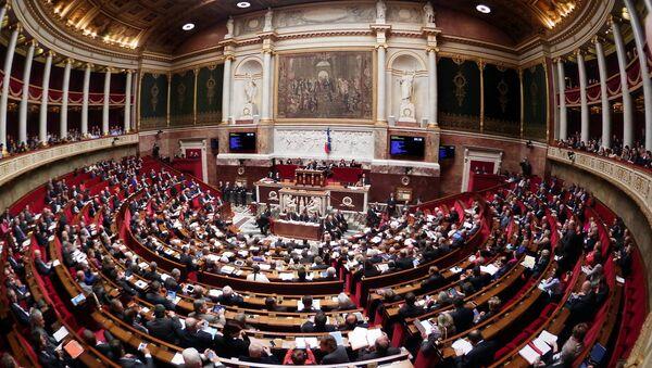 L'Assemblée nationale (France) - Sputnik France
