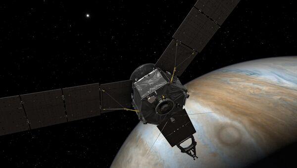 Juno et Jupiter - Sputnik France