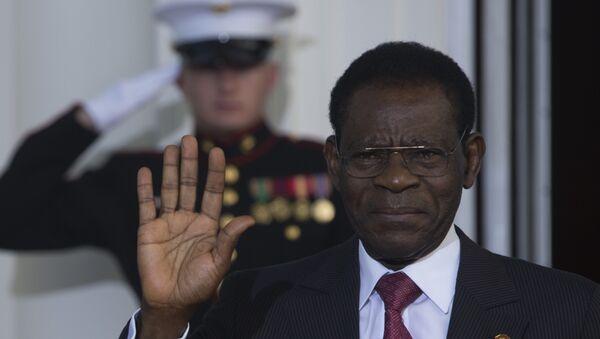 Teodoro Obiang Nguema Mbasogo - Sputnik France