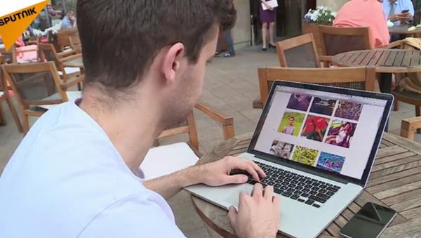 L'application russe Prisma bat des records sur l'AppStore - Sputnik France