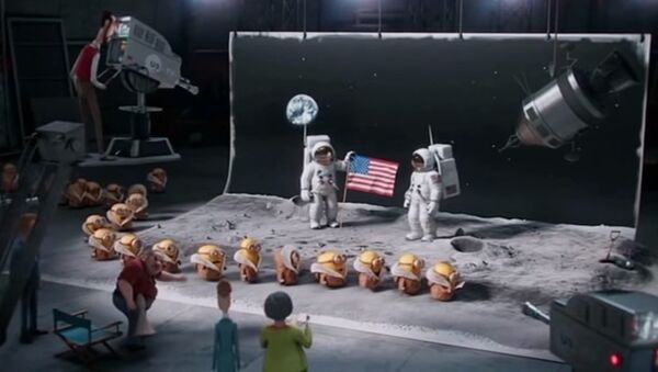 Une scène du dessin animé Minions - Sputnik France