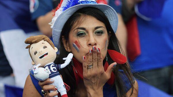 Fans français - Sputnik France