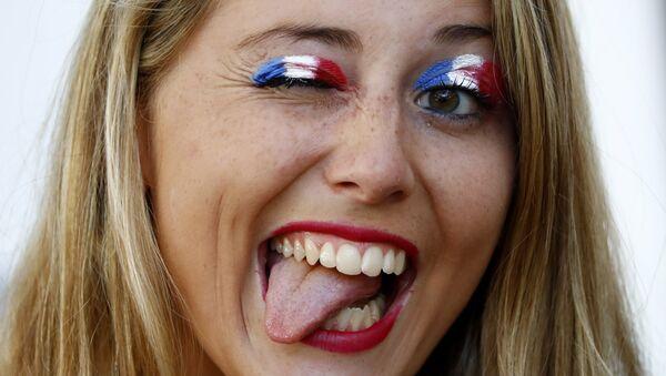 La France bat l'Allemagne 2-0 et va en Finale! - Sputnik France