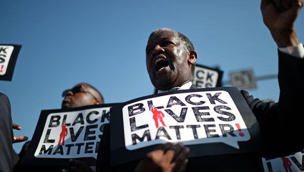 Black Lives Matter - Sputnik France