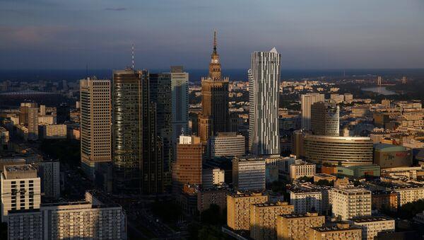 Varsovie - Sputnik France