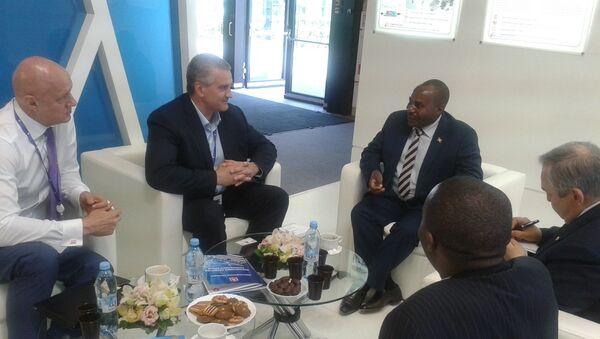 Entretien avec Dr. Joseph Butore, Deuxième Vice-Président du Burundi - Sputnik France