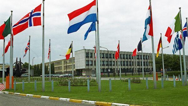 L'état-major de l'Otan à Bruxelles - Sputnik France
