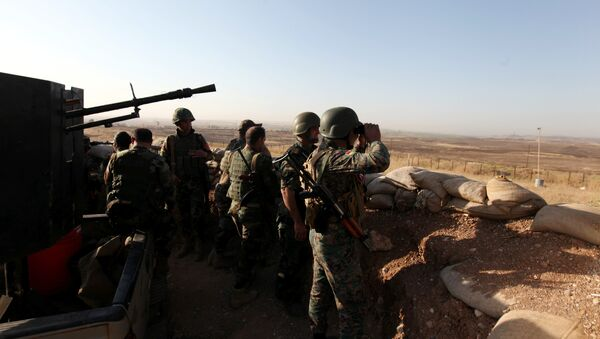 forces kurdes - Sputnik France