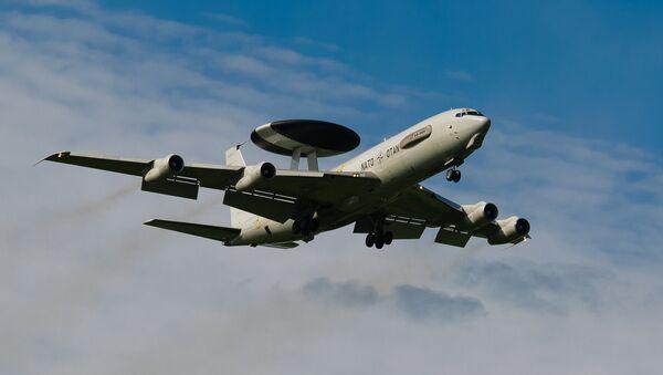 Boeing E-3 Sentry AWACS. - Sputnik France