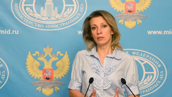 Briefing with Russian Foreign Ministry Spokesperson Maria Zakharova - Sputnik France