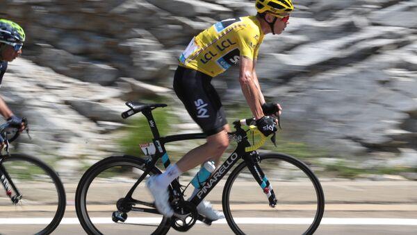 Tour de France - Sputnik France