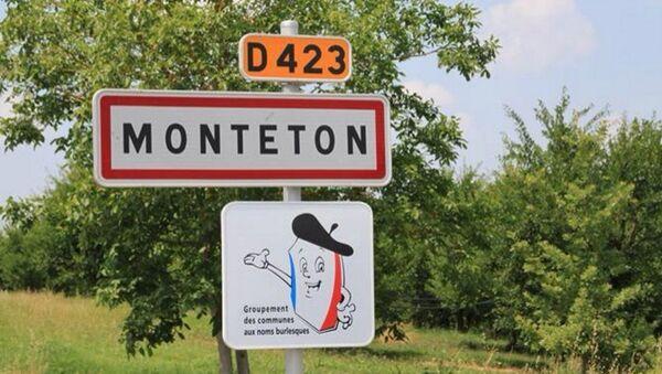 Monteton - Sputnik France