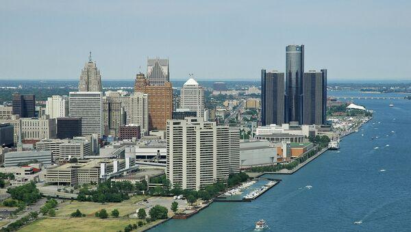 Detroit, Michigan - Sputnik France