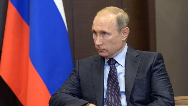 Il presidente russo Vladimir Putin - Sputnik France