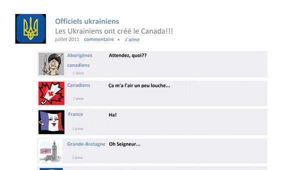 Ce Canada qui avait ses propres colonisateurs… ukrainiens! - Sputnik France