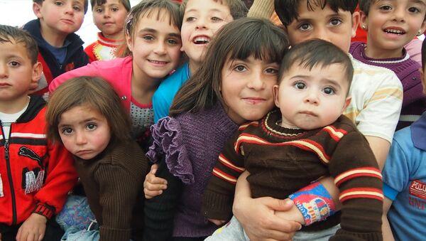 Syrian refugees - Sputnik France