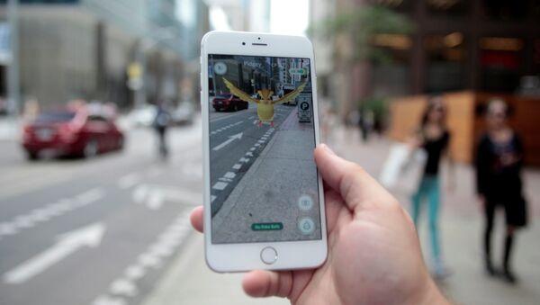 Pokémon GO - Sputnik France