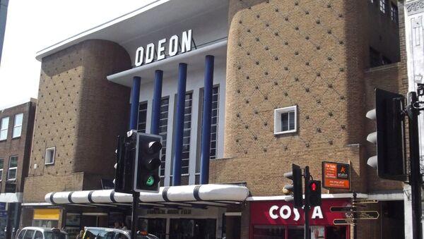 Un cinéma Odeon - Sputnik France