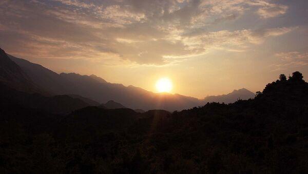 les Monts Albains - Sputnik France