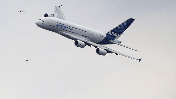 A380 - Sputnik France