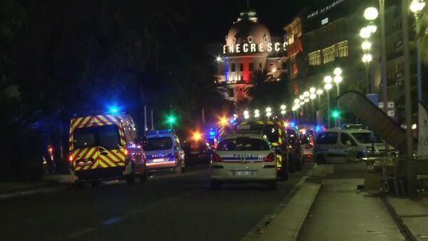 Attentat de Nice - Sputnik France