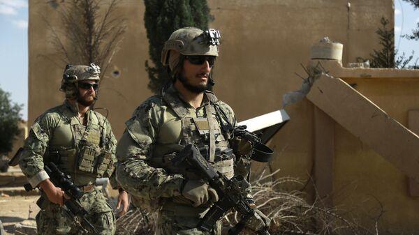 Forces spéciales américaines - Sputnik France