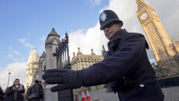 Les services se préparent pour contrer des attaques terroristes à Londres - Sputnik France